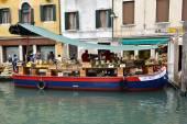 Venedik market — Stok fotoğraf