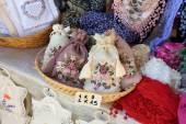 Burano souvenirs — Stock Photo