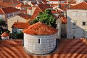 Montenegro, roofs — Stock Photo
