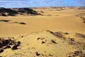 Sahara desert — Stockfoto
