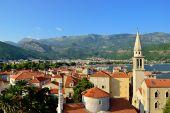 Montenegro, Budva — Stock Photo