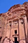 Tomba reale, Petra — Foto Stock