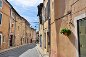 Bonnieux, Provence, France — Stock Photo