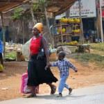KAMPALA, UGANDA — Stock Photo #76230169
