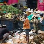 Fort Portal slum, Uganda — Stock Photo #77866468