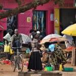 Fort Portal slum, Uganda — Stock Photo #77866480