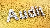 Pixelated Audit — Stock Photo