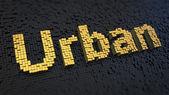 Urban cubics — Photo