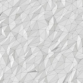 Polygonal surface — Stock Photo