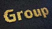 Group cubics — Foto de Stock