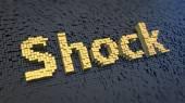 Shock cubics — Stock Photo