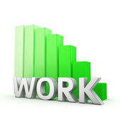 Reduction of Work — Stock Photo