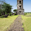 Cagsawa ruins — Stock Photo #65487269