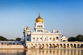 Gurdwara Bangla Sahib — Stock Photo