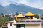 Tibetan monastery, Manali — Stock Photo