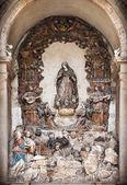 Alcobaca Monastery interior — Stock Photo