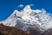 Ama Dablam, Himalaya — Stock Photo