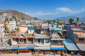 Pokhara aerial view — Stock Photo