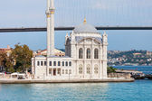 The Dolmabahce Mosque — Stock Photo