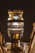 Santa Justa Lift — Stock Photo