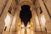 Commerce Square, Lisbon — Stockfoto