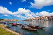 řeka douro — Stock fotografie
