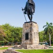 Mahatma Gahdhi statue — Stock Photo #65492317