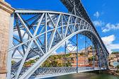 The Dom Luis Bridge — Stock Photo