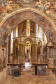 Convent of Christ interior — Stock Photo