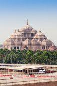 Akshardham temple — Stock Photo