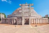 Sanchi Stupa, India — Stock Photo