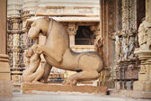 Khajuraho tempel — Stockfoto