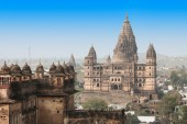 Chaturbhuj Temple, Orchha — Stock Photo