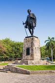 Mahatma Gahdhi statue — Foto de Stock