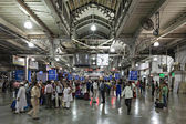 Chhatrapati Shivaji Terminus — Stock Photo