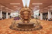 Indra Gandhi Airport — Stock Photo