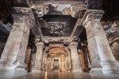 Ellora caves, Aurangabad — Stock Photo