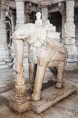 Ranakpur Temple interior — Стоковое фото