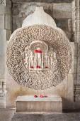 Ranakpur Temple interior — Stock Photo