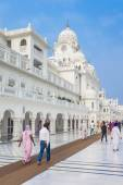 Sikh Museum in Golden Temple — Stock Photo
