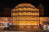Hawa Mahal palace, Jaipur — Stock Photo