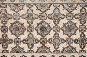 Pattern on the palace, Jaipur — Fotografia Stock