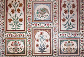 Pattern on the palace, Jaipur — Stock Photo