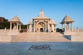 Birla Mandir, Jaipur — Stock Photo