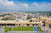 Udaipur City Palace — Stock Photo