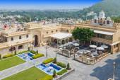 Udaipur City Palace — Stock Photo
