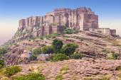 Mehrangarh Fort, Jodhpur — Stock Photo