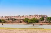 Fort in Jaisalmer — Stock Photo