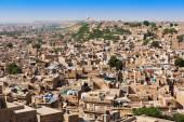 Jaisalmer panorama view — Stock Photo