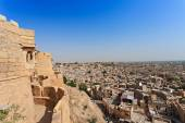 Fort in Jaisalmer — Stock Photo